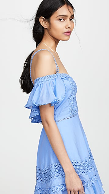 Charo Ruiz Платье Halet