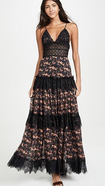 Charo Ruiz Dama Long Dress