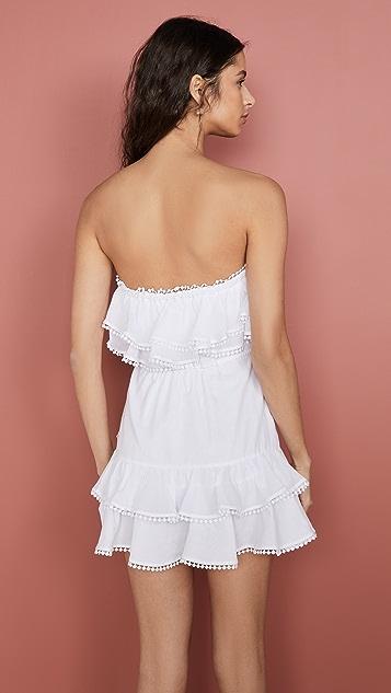 Charo Ruiz Мини-платье Salma