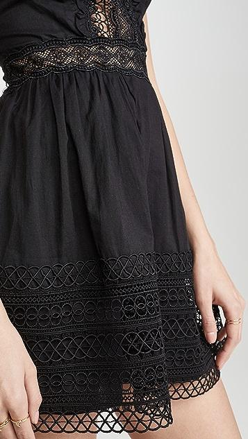 Charo Ruiz Мини-платье Andrea