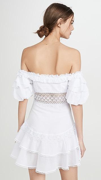 Charo Ruiz Maral Mini Dress