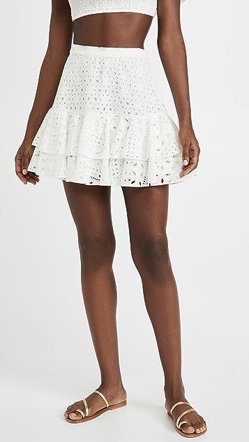 Charo Ruiz Natalie Short Skirt