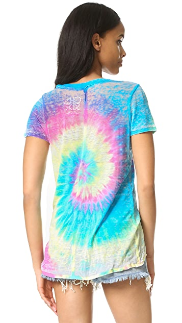 Chaser Grateful Dead Steal Your Rainbow Tee
