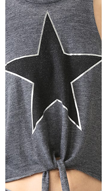 Chaser Black Star Tank