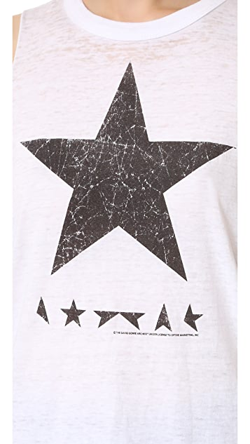 Chaser Black Star David Bowie Tank