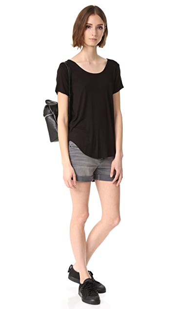 Chaser T Back High Low Tee
