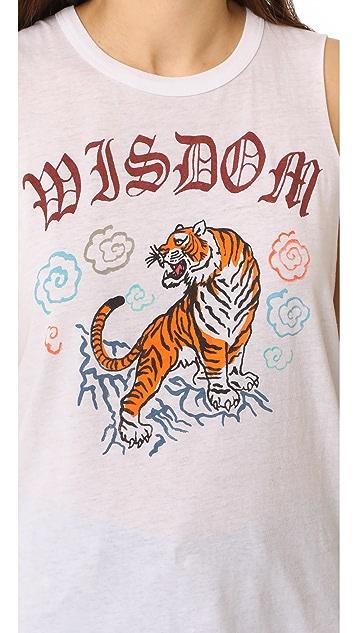 Chaser Tiger Wisdom Tank