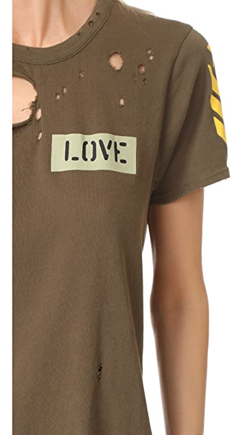 Chaser Major Love Tee