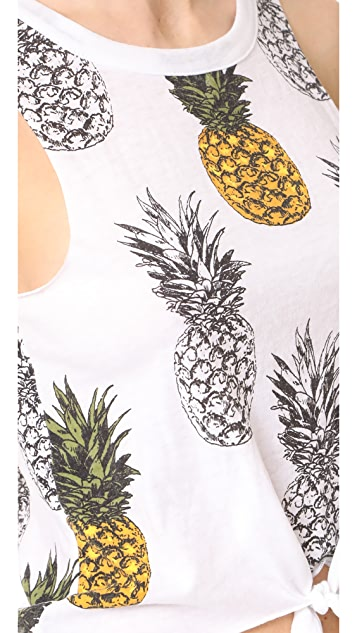Chaser Vintage Pineapples Tank