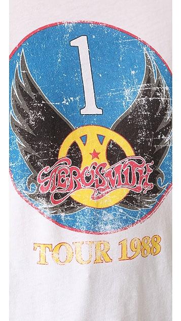 Chaser Aerosmith Tee
