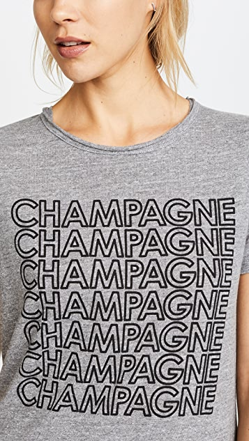 Chaser Champagne Tee