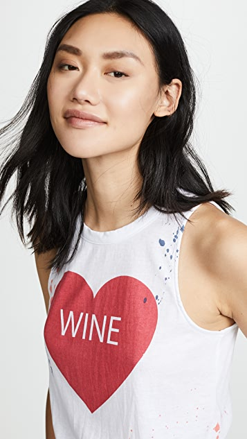 Chaser Heart Wine Tank