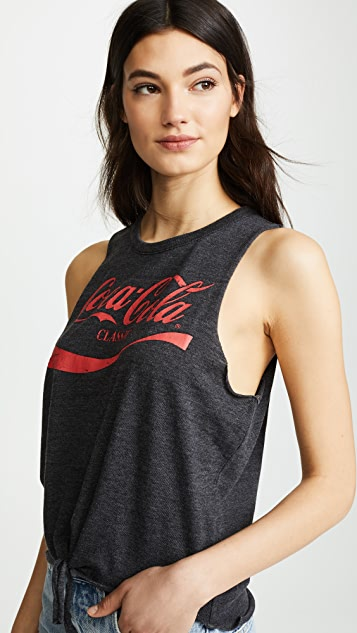 Chaser Classic Red Coca Cola Tank