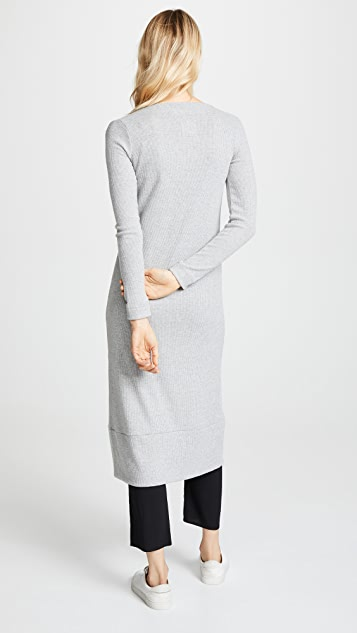 Chaser Ribbed Cardigan