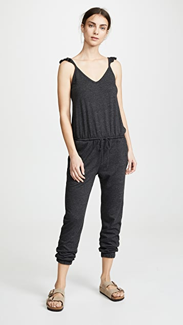 Chaser Tri-blend Cami Jumpsuit