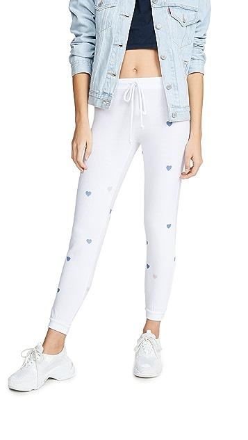 Chaser Уютные домашние брюки из трикотажа