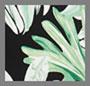 棕榈树印花