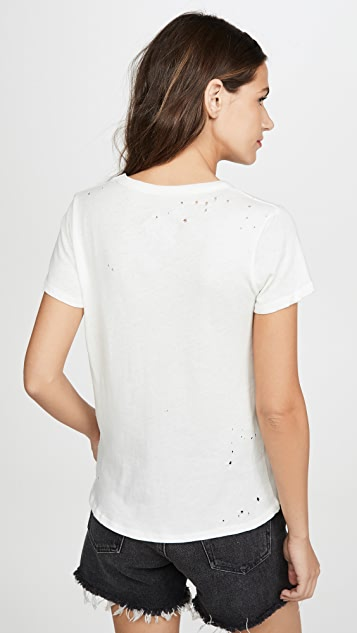 Chaser Gauzy Cotton Tee
