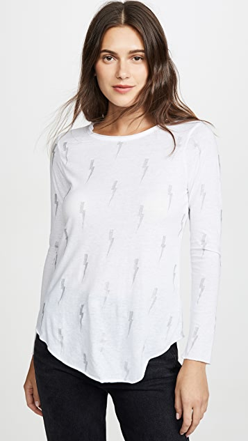 Chaser Jersey Shirttail Pullover