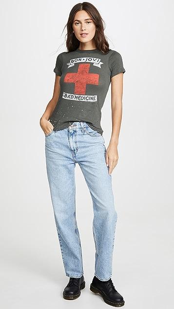 Chaser Облегающая футболка из тонкой ткани