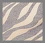 斑马纹印花