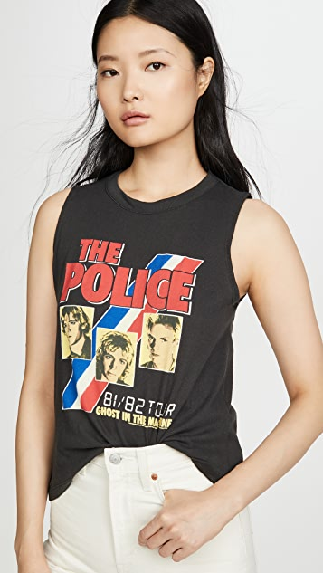 Chaser The Police 背心