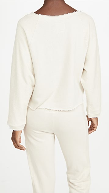 Chaser Combo Sweatshirt