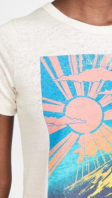 Chaser Rising Sun T 恤