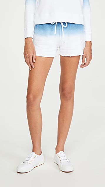Chaser French Terry Cutoff Shorts