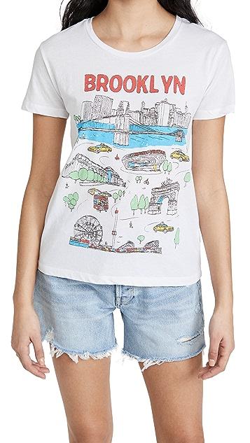 Chaser Brooklyn  T 恤
