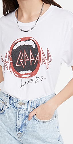 Chaser - Recycled Def Leppard Tee