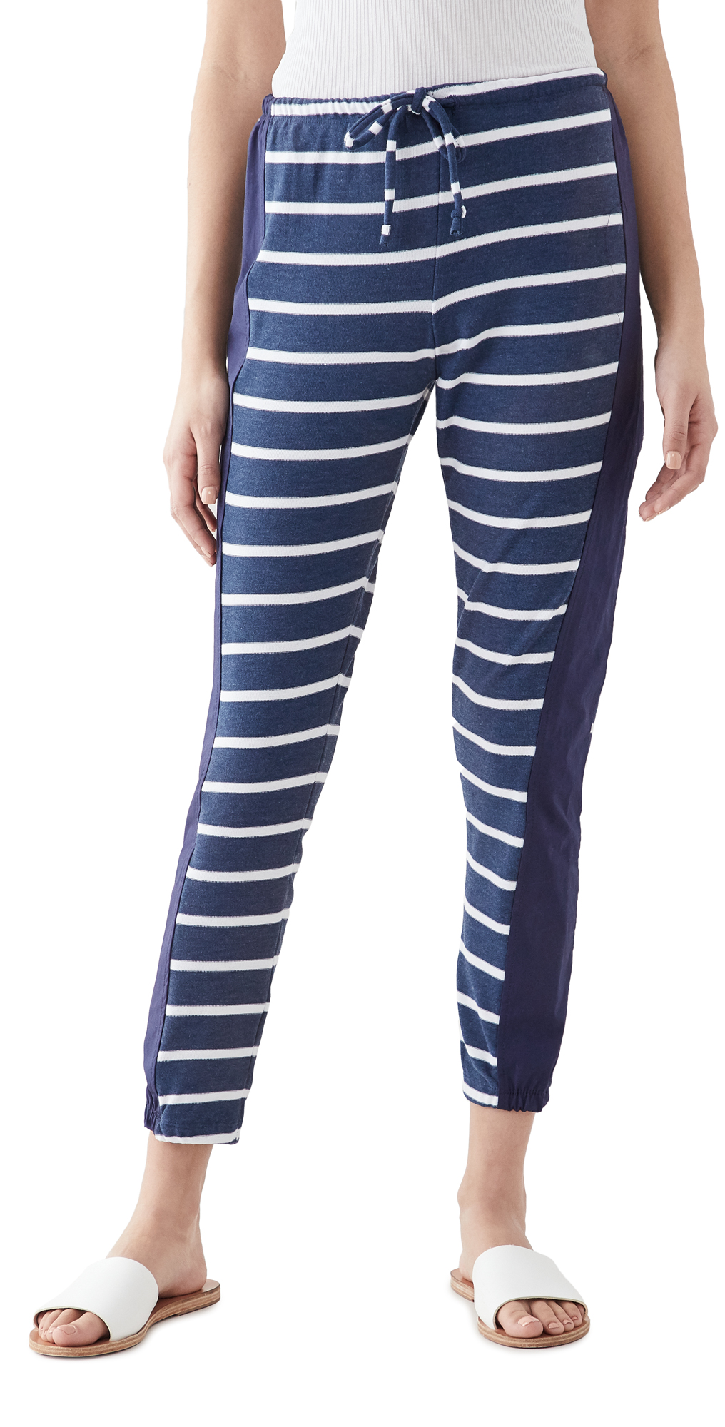 Chaser Cozy Stripe Joggers