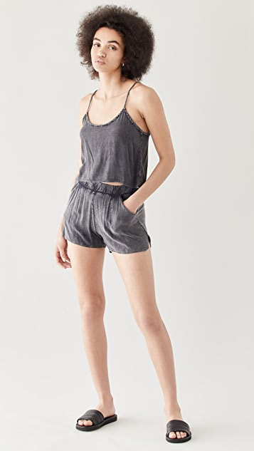Chaser Heirloom 郁金香形短裤