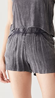 Chaser Heirloom Tulip Shorts
