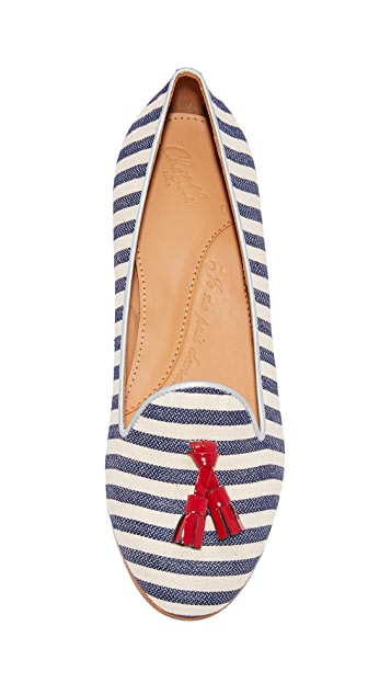 Chatelles Theodore Smoking Slippers