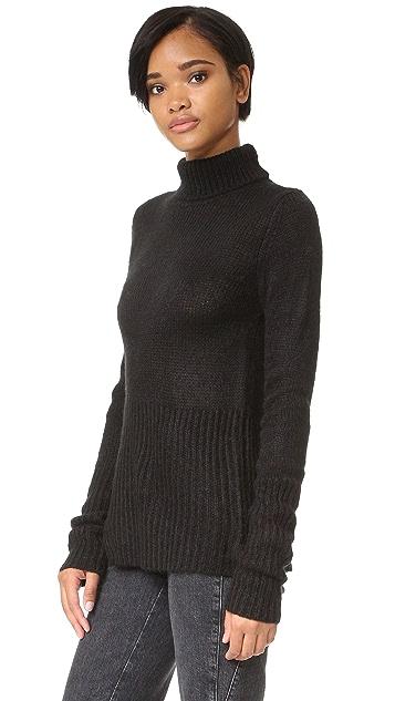 Cheap Monday Haunt Turtleneck Sweater