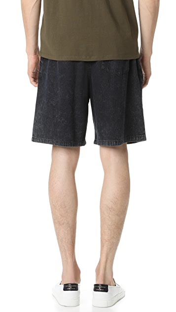 Cheap Monday King Denim Shorts