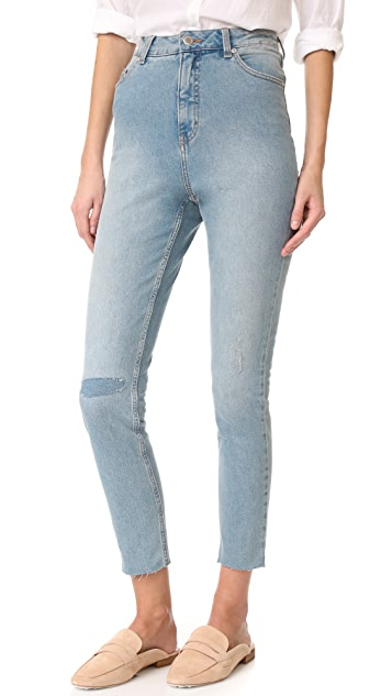 Cheap Monday Donna Fanbase Jeans