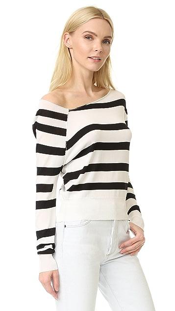 Cheap Monday Rubble Knit Odd Stripe