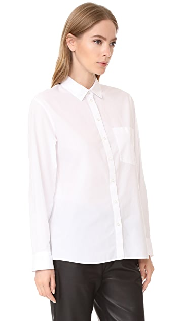 Cheap Monday Direct Poplin Shirt
