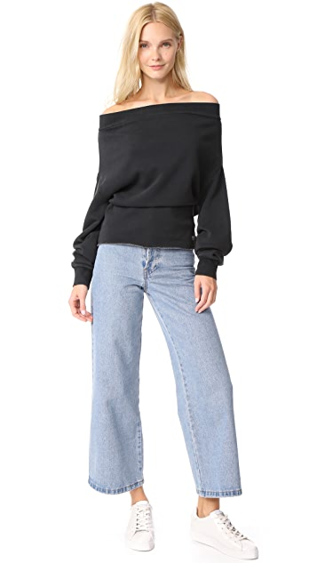 Cheap Monday Messy Sweatshirt