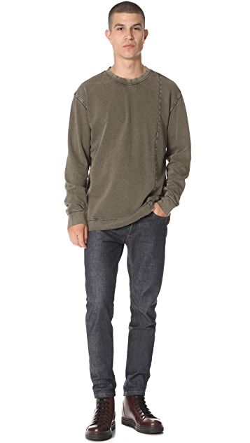 Cheap Monday Default Wash Sweatshirt