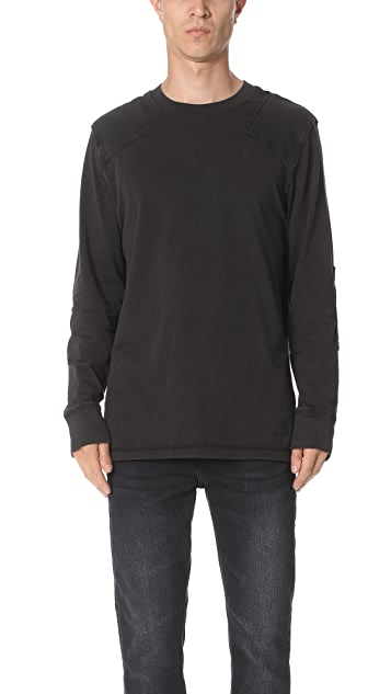 Cheap Monday Yard Long Sleeve Tee