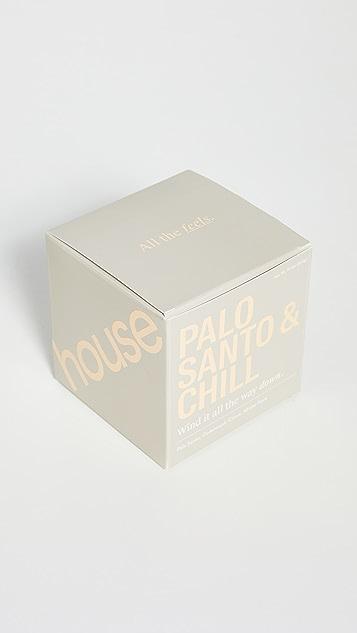 Chillhouse Palo Santo & Chill Candle