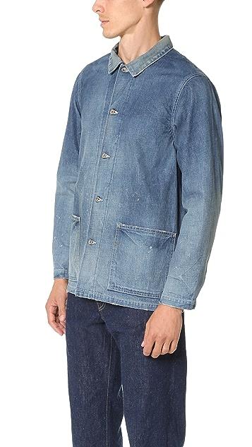 Chimala Selvedge Denim Chore Jacket