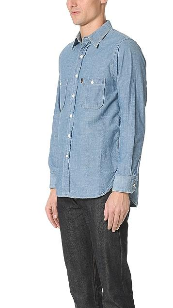 Chimala Chambray Work Shirt