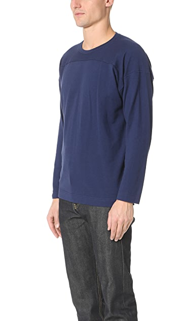 Chimala Long Sleeve Wide Tee