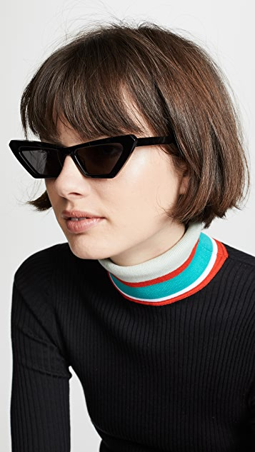 Chimi x Sundae School Square Sunglasses