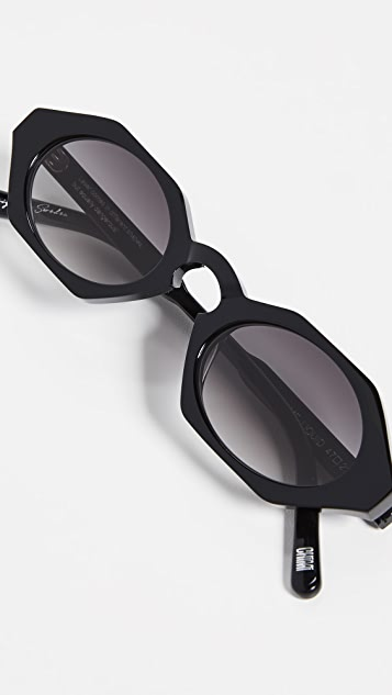 Chimi Солнцезащитные очки Liquid Laser