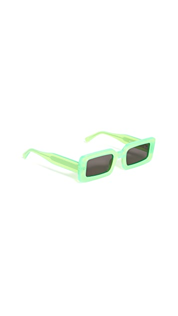 Chimi Neon Kryptonite Sunglasses